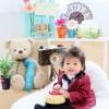 誕生日の記念写真はスタジオマリエ豊川店へ⭐️
